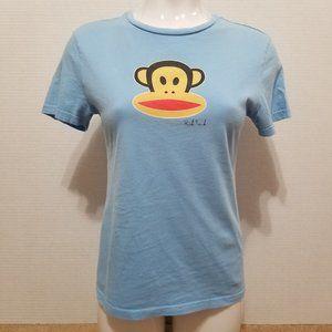 Paul Frank shirt XL sock monkey graphic Y2K